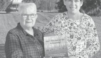 Peg Cook and her daughter, Annette Ilowiecki